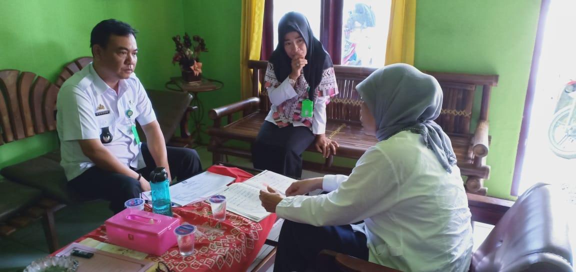 Kadis PMP Menghimbau ADK Kelurahan Pringsewu Timur Agar Berjalan Dengan Optimal